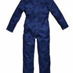WD4829 STUD FRONT COVERALL