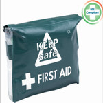 254867 Keep Safe Single Person First Aid Kit
