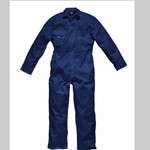 WD4819 DICKIES Stud Front Coverall