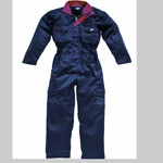 WD4839W Dickies Redhawk Ladies Overall