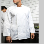 PR657 Long sleeve CHEF'S JACKETS