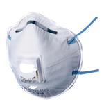 290035 Econ. DISPOSABLE VALVED FFP3 FACE MASK