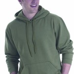 UC502 CLASSIC HOODED SWEATSHIRTS