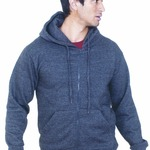 UC504 CLASSIC FULL ZIP HOODED SWEATSHIRTS
