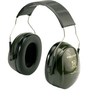 254133 Peltor Optime II H520A Headband Ear Muff Thumbnail