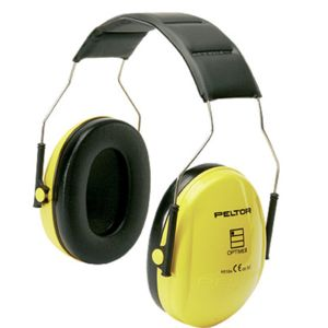 254136 Peltor Optime l H510A Headband Ear Muffs Thumbnail