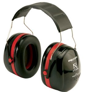 254335 Peltor Optime III H540A Headband Ear Muff Thumbnail