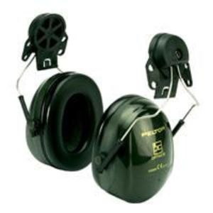 254350 Peltor Optime II H520 Hard Hat Attachment Ear Muff Thumbnail