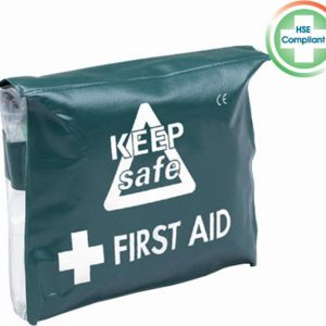 FA21 Keep Safe Single Person First Aid Kit Thumbnail