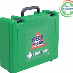254868 Keep Safe Standard 10 First Aid Kit Thumbnail