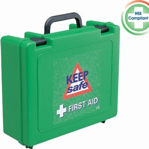 254865 Keep Safe Standard 20 First Aid Kit Thumbnail
