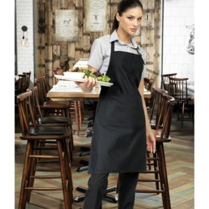 PR124 Deluxe apron with neck adjusting buckle Thumbnail