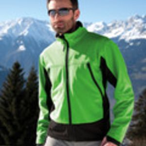R120A Softshell Activity Jacket Thumbnail