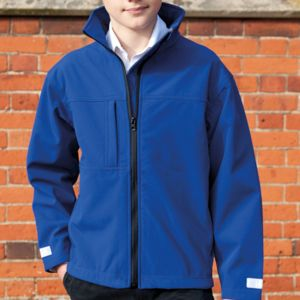 R121J Result Junior Classic Soft Shell Jacket Thumbnail
