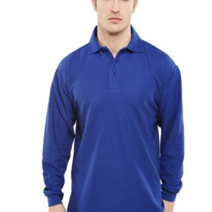 UC113 LONG SLEEVE POLO SHIRT Thumbnail