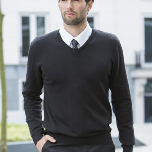 HB720 12 gauge v-neck jumper Thumbnail